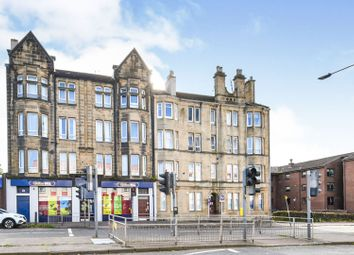 Thumbnail 1 bed flat for sale in Paisley Road West, Glasgow