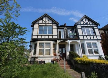 Thumbnail 3 bed flat to rent in Britannia Road, Westcliff-On-Sea, Essex