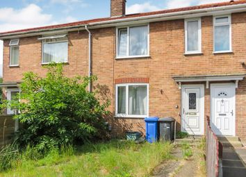 3 bed terraced house for sale in Bixley Close, Norwich NR5