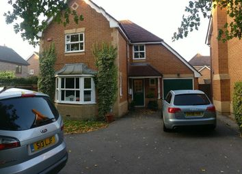 Thumbnail 4 bed detached house to rent in Ingrebourne Way, Didcot