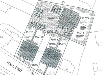 Thumbnail Land for sale in Hall End, Wednesbury
