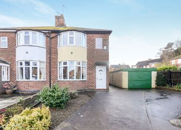 Thumbnail 2 bed semi-detached house for sale in Northcote Avenue, York