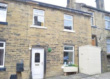 Thumbnail 2 bed terraced house for sale in New Street, Denholme, Bradford