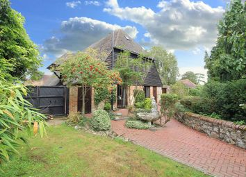 Thumbnail 7 bed barn conversion for sale in Chart Court Barn, Little Chart, Ashford