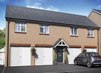 Thumbnail 2 bedroom terraced house for sale in Rockingham Gate, Priors Hall Park, Weldon, Corby