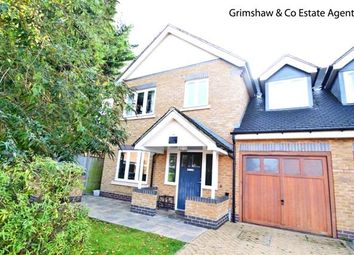 Thumbnail 4 bed semi-detached house for sale in The Villas, Ealing, London