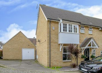 Thumbnail 3 bed end terrace house for sale in Hare Bridge Crescent, Ingatestone