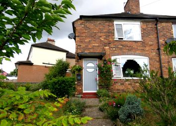 Thumbnail 3 bed semi-detached house for sale in Lower Darwin Street, Northwich
