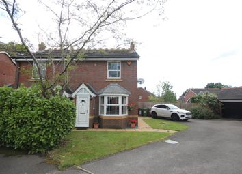 Thumbnail 3 bed semi-detached house for sale in Chivington Close, Monkspath, Solihull