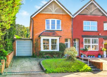 Thumbnail 3 bed semi-detached house for sale in Croydon Road, Caterham