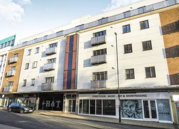 Thumbnail 2 bedroom flat for sale in Bedford Mansions, Derngate, Northampton