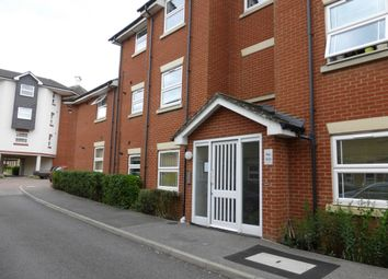 Thumbnail 2 bed flat to rent in Maltings Way, Bury St. Edmunds