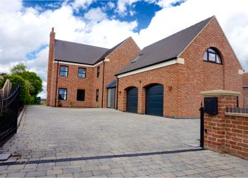 Thumbnail 5 bed detached house for sale in Westgate Road, Doncaster