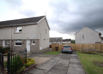 Thumbnail 2 bed end terrace house for sale in Cairnhope Avenue, Airdrie