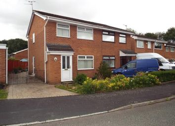 Thumbnail 3 bed semi-detached house for sale in Wenlock Road, Beechwood, Runcorn, Cheshire