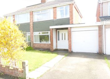 Thumbnail 3 bed semi-detached house for sale in Fenwick Road, Great Sutton, Ellesmere Port