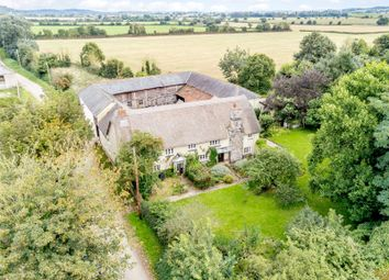 Thumbnail 6 bed detached house for sale in Netherexe, Exeter, Devon