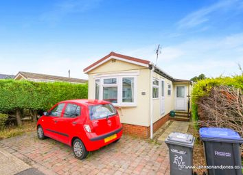 Thumbnail 1 bed mobile/park home for sale in Meadowlands, Addlestone