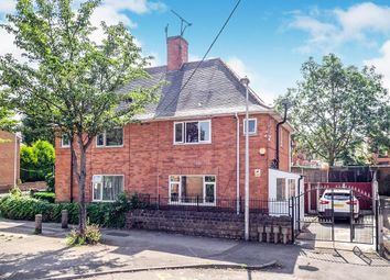 3 bed semi-detached house for sale in Zulu Road, Nottingham NG7