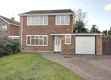 Thumbnail 3 bedroom detached house for sale in Amberley Drive, Woodham, Surrey