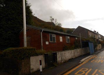 Thumbnail Commercial property for sale in Graig Mission Hall, Edmonston, Tonypandy, Rhondda Cynon Taff