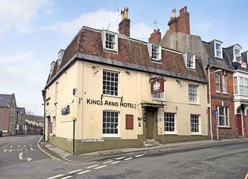 Thumbnail Pub/bar for sale in Kings Arms Hotel, White Cliff Mill Street, Blandford Forum, Dorset
