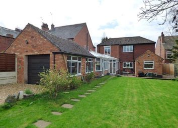 Thumbnail 4 bed detached house for sale in High Bank Road, Burton-On-Trent, Staffordshire
