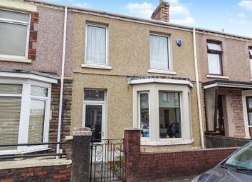 Thumbnail 3 bed terraced house for sale in Pont Street, Port Talbot, Neath Port Talbot.
