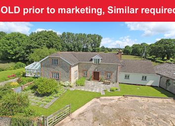 Thumbnail 3 bed detached house for sale in Goodiford, Kentisbeare