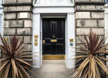 Thumbnail 3 bed flat to rent in Great King Street, New Town, Edinburgh