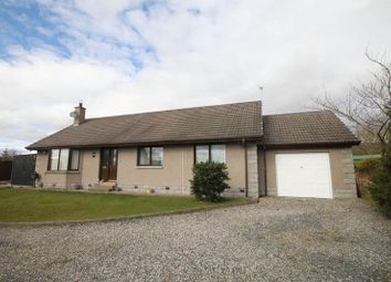 Thumbnail 3 bed detached house for sale in Colpy, Insch