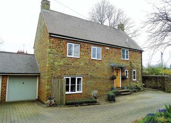 Thumbnail 4 bed detached house for sale in Lime Avenue, Eydon, Northamptonshire