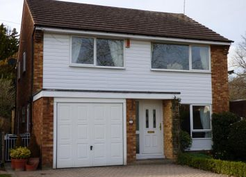 Thumbnail 4 bed detached house to rent in Avenue Road, Theydon Bois, Epping