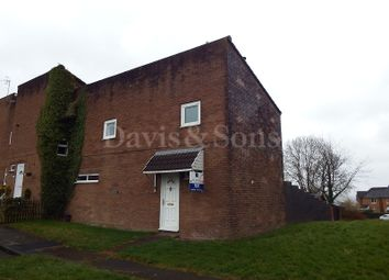 Thumbnail 2 bed end terrace house to rent in Berthin, Greenmeadow, Cwmbran, Torfaen.