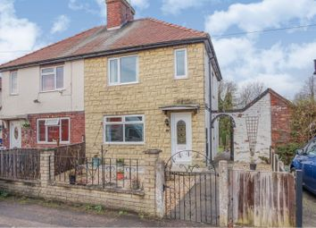 Thumbnail 3 bed semi-detached house for sale in The Crescent, Sutton-In-Ashfield