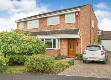 Thumbnail 3 bed semi-detached house for sale in Forest Close, Crawley Down, West Sussex