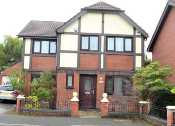 Thumbnail 4 bed detached house for sale in Fairhaven, Westhoughton