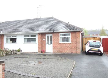 Thumbnail 2 bed semi-detached bungalow for sale in Margaret Road, Atherstone