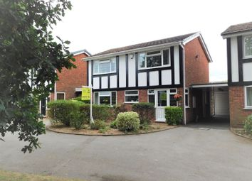 Thumbnail 4 bed detached house for sale in The Coppins, Wildwood, Stafford.