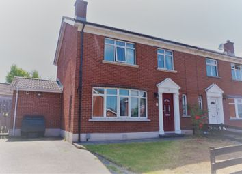 Thumbnail 3 bed end terrace house for sale in Copperfield Drive, Derry / Londonderry