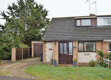 Thumbnail 2 bed semi-detached house to rent in Haycroft Walk, Kingsthorpe, Northampton