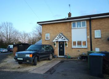 Thumbnail 2 bed terraced house for sale in Stapledon Green, Temple Herdewyke, Southam