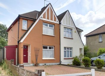 Thumbnail 3 bed semi-detached house for sale in Carterhatch Road, Enfield