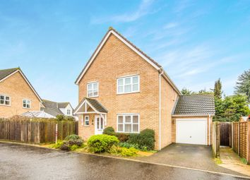 Thumbnail 4 bed detached house for sale in Green Acre Close, Mundford, Thetford