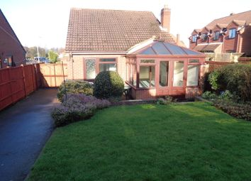 Thumbnail 3 bed detached bungalow to rent in Forrester Close, Coleorton, Coalville, Leicestershire