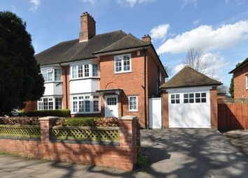 Thumbnail 4 bedroom semi-detached house for sale in Frankley Beeches Road, Northfield, Birmingham