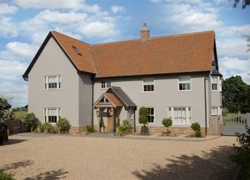 Thumbnail 5 bed detached house for sale in Walsham-Le-Willows, Bury St. Edmunds