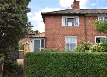 Thumbnail 3 bed end terrace house for sale in Welbeck Road, Carshalton, Surrey