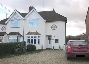 Thumbnail 3 bed semi-detached house to rent in Maplewood, Chinnor Road, Bledlow, Bucks