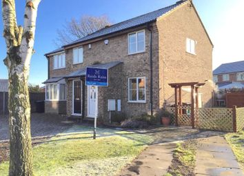 Thumbnail 2 bed semi-detached house to rent in Middle Banks, Wigginton, York